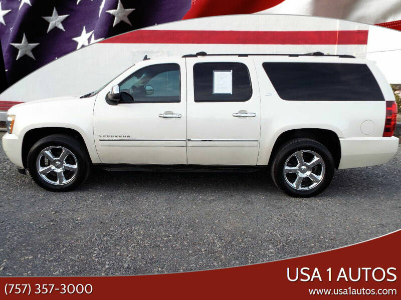 2011 Chevrolet Suburban for sale at USA 1 Autos in Smithfield VA