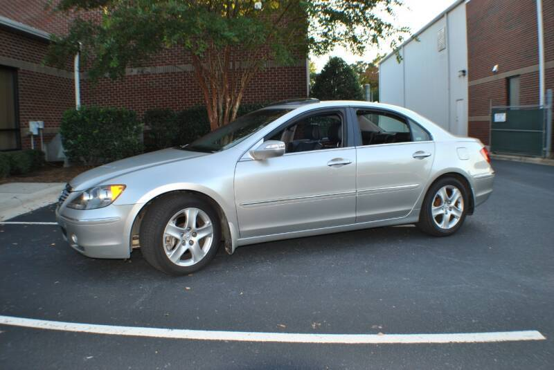 2005 Acura RL for sale at Euro Prestige Imports llc. in Indian Trail NC