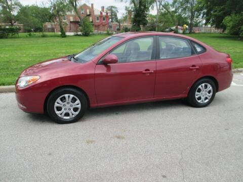 2010 Hyundai Elantra for sale at RENNSPORT Kansas City in Kansas City MO