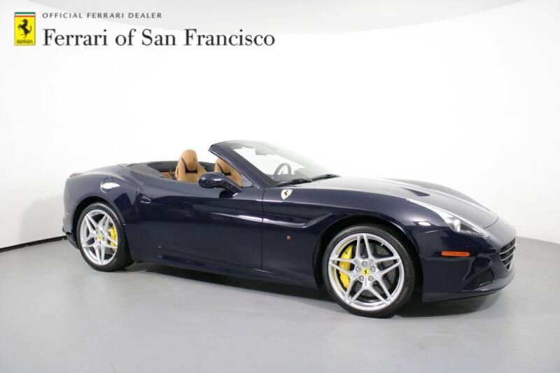 2017 Ferrari California T for sale in Mill Valley, CA