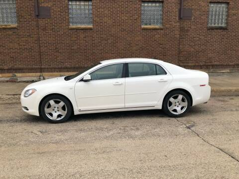 2008 Chevrolet Malibu for sale at Car Corral in Tyler MN