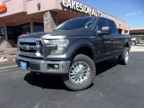 2015 Ford F-150 for sale at Lakeside Auto Brokers Inc. in Colorado Springs CO