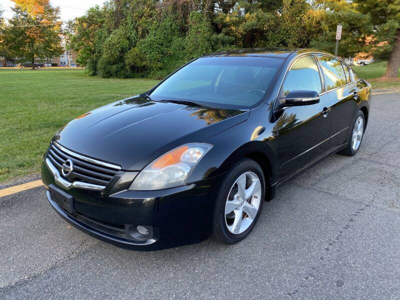 2009 Nissan Altima for sale at D&S IMPORTS, LLC in Strasburg VA