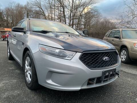 2014 Ford Taurus for sale at D & M Discount Auto Sales in Stafford VA