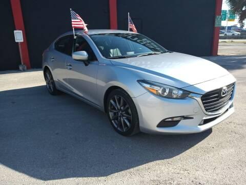 2018 Mazda MAZDA3 for sale at Ven-Usa Autosales Inc in Miami FL