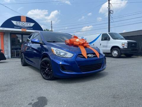 2015 Hyundai Accent for sale at OTOCITY in Totowa NJ