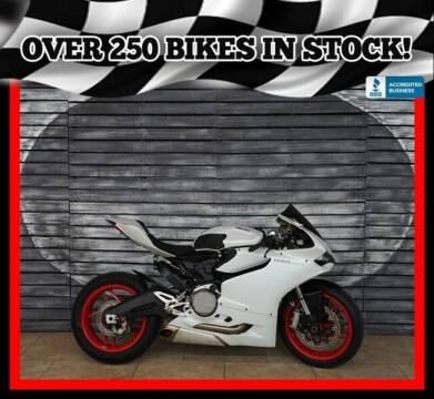 2015 Ducati 899 Panigale for sale at Motomaxcycles.com in Mesa AZ
