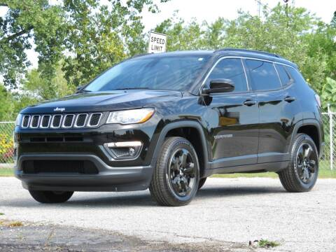 2018 Jeep Compass for sale at Tonys Pre Owned Auto Sales in Kokomo IN