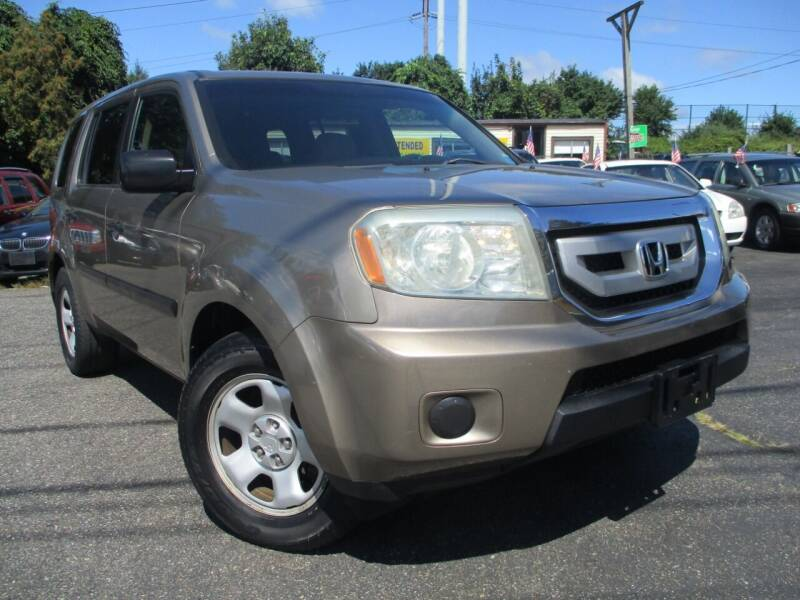 2009 Honda Pilot for sale at Unlimited Auto Sales Inc. in Mount Sinai NY