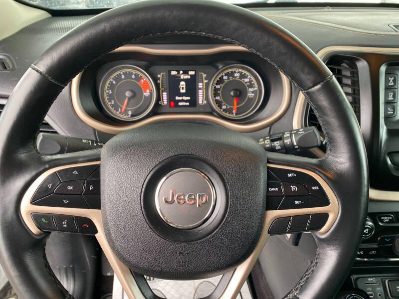 2018 Jeep Cherokee 4x4 Latitude 4dr SUV - Idaho Falls ID