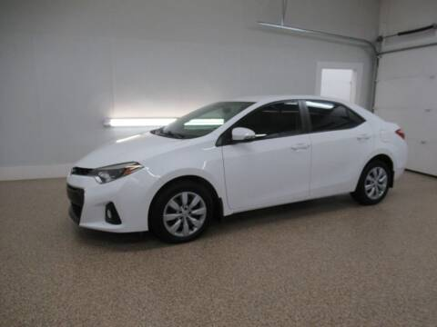 2016 Toyota Corolla for sale at HTS Auto Sales in Hudsonville MI