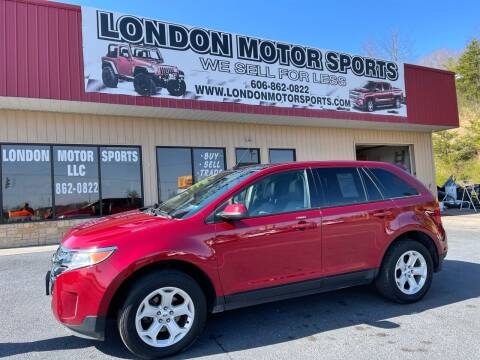 2013 Ford Edge for sale at London Motor Sports, LLC in London KY