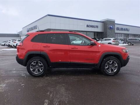 2019 Jeep Cherokee for sale at Schulte Subaru in Sioux Falls SD