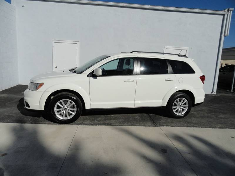 2016 Dodge Journey for sale at WRIGHT'S in Hillsboro KS