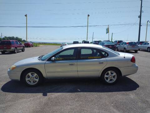 2003 Ford Taurus for sale at Space & Rocket Auto Sales in Meridianville AL