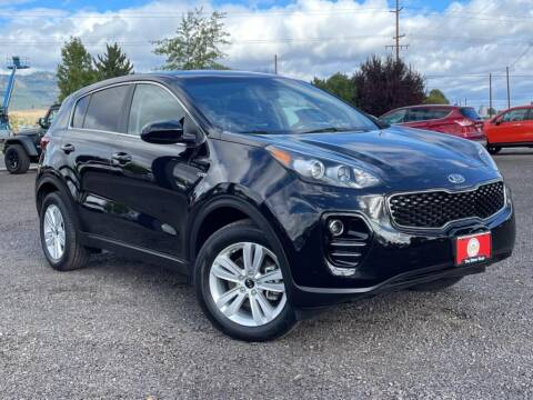 2019 Kia Sportage for sale at The Other Guys Auto Sales in Island City OR