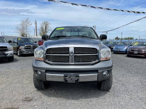 2006 Dodge Ram Pickup 1500 for sale at Velascos Used Car Sales in Hermiston OR