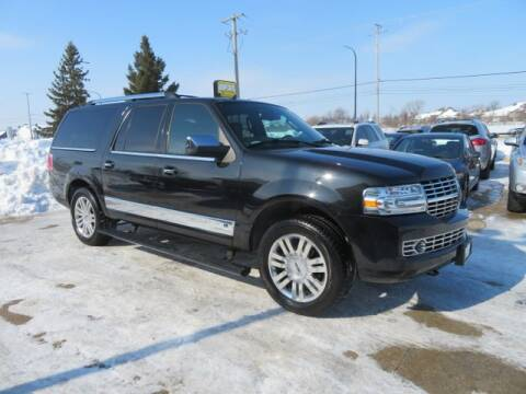 2014 Lincoln Navigator L for sale at Import Exchange in Mokena IL