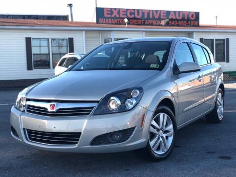 2008 Saturn Astra for sale at Executive Auto in Winchester VA