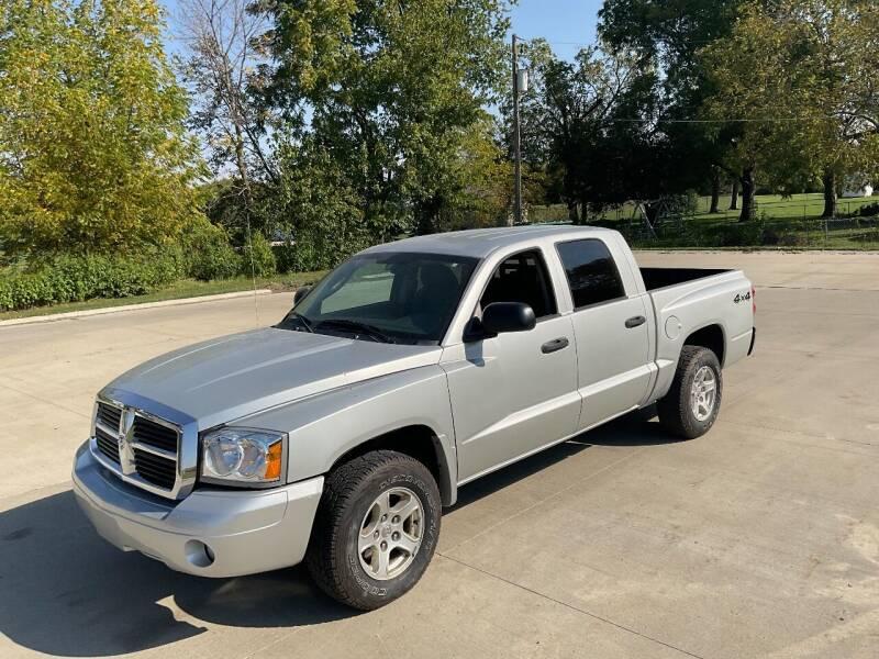 2006 Dodge Dakota for sale at Bam Motors in Dallas Center IA