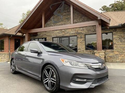 2017 Honda Accord for sale at Auto Solutions in Maryville TN