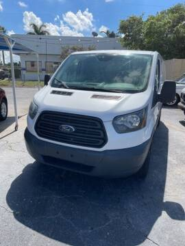 2015 Ford Transit Cargo for sale at Automotive Credit Union Services in West Palm Beach FL