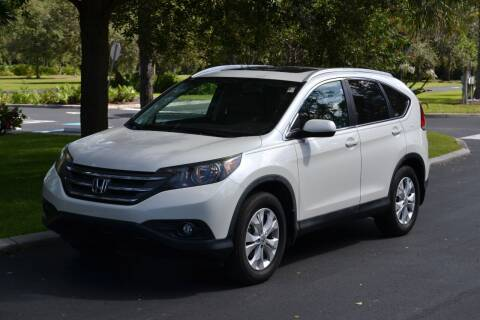 2012 Honda CR-V for sale at GulfCoast Motorsports in Osprey FL