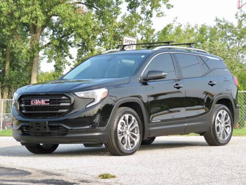 2020 GMC Terrain for sale at Tonys Pre Owned Auto Sales in Kokomo IN