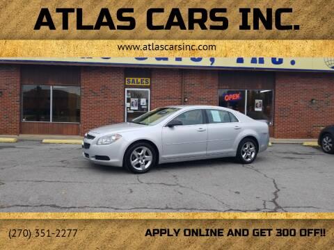 2011 Chevrolet Malibu for sale at Atlas Cars Inc. - Elizabethtown Lot in Elizabethtown KY