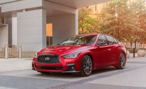 2021 Infiniti Q50 for sale at Diamante Leasing in Brooklyn NY