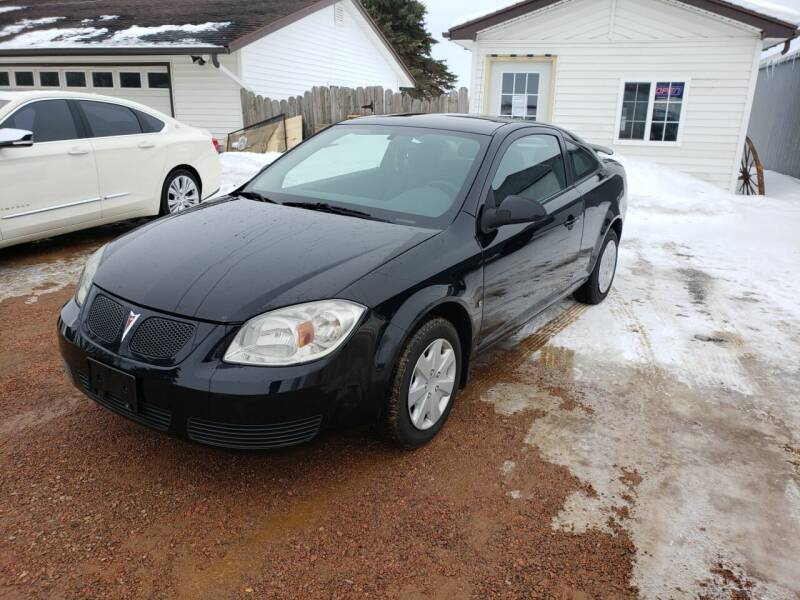 2007 Pontiac G5 for sale at Shinkles Auto Sales & Garage in Spencer WI