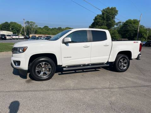 2017 Chevrolet Colorado for sale at Adairsville Auto Mart in Plainville GA