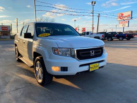 2011 Honda Ridgeline for sale at Russell Smith Auto in Fort Worth TX