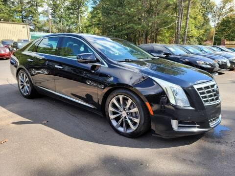 2013 Cadillac XTS for sale at GEORGIA AUTO DEALER, LLC in Buford GA