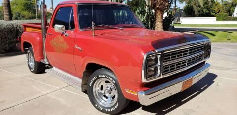 1979 Dodge RAM 150 for sale at Arizona Auto Resource in Tempe AZ