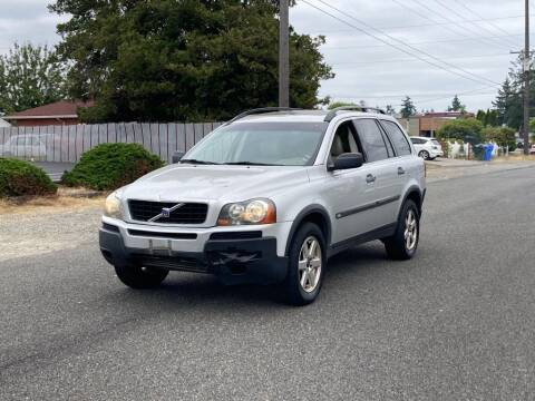 2004 Volvo XC90 for sale at Baboor Auto Sales in Lakewood WA