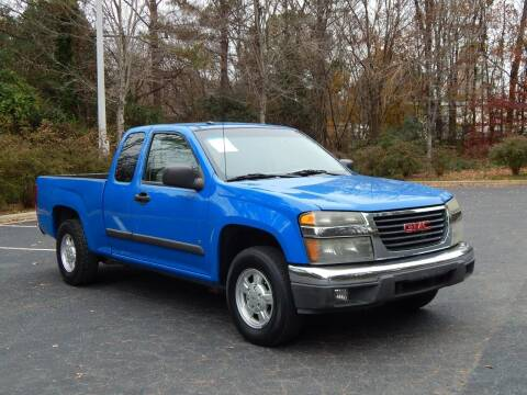 2008 GMC Canyon for sale at Zed Motors in Raleigh NC