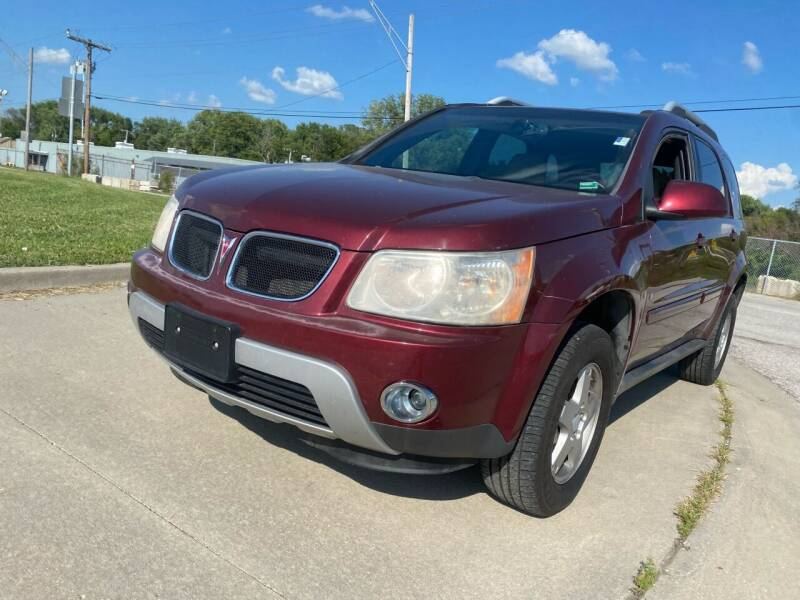 2008 Pontiac Torrent for sale at Xtreme Auto Mart LLC in Kansas City MO