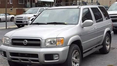 2004 Nissan Pathfinder for sale at Centre City Imports Inc in Reading PA