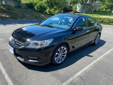 2014 Honda Accord for sale at Car World Inc in Arlington VA