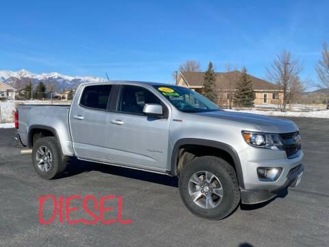 2018 Chevrolet Colorado for sale at Salida Auto Sales in Salida CO