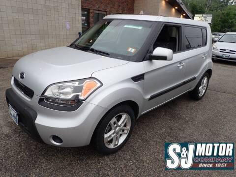 2011 Kia Soul for sale at S & J Motor Co Inc. in Merrimack NH