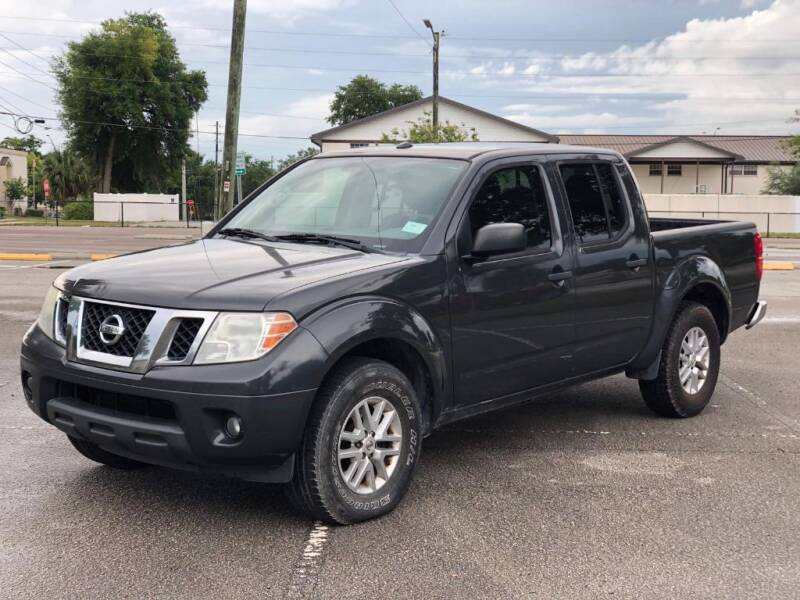 2014 Nissan Frontier for sale at Carlando in Lakeland FL