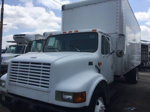 1997 International 4700 for sale at BSA Used Cars in Pasadena TX