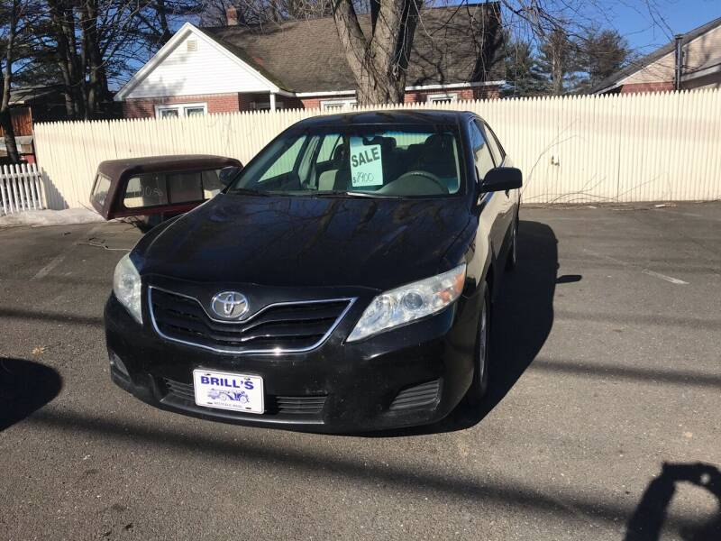 2011 Toyota Camry for sale at Brill's Auto Sales in Westfield MA