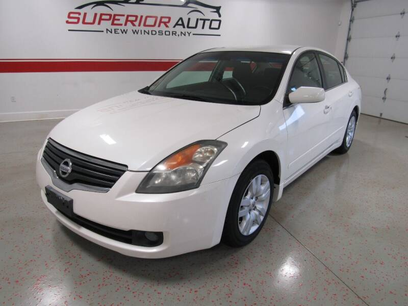 2009 Nissan Altima for sale at Superior Auto Sales in New Windsor NY