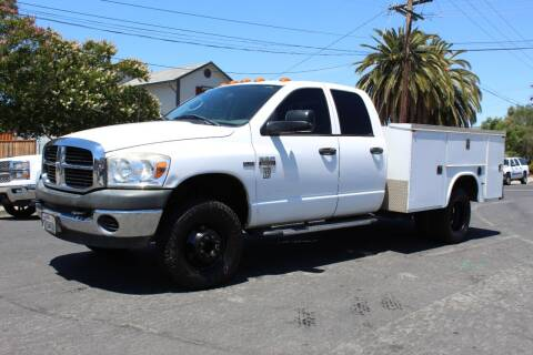 2007 Dodge Ram Chassis 3500 for sale at CA Lease Returns in Livermore CA