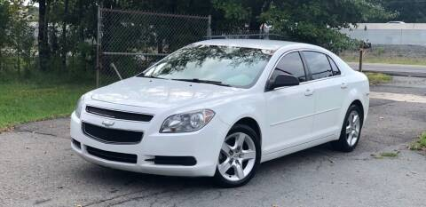2011 Chevrolet Malibu for sale at Access Auto in Cabot AR