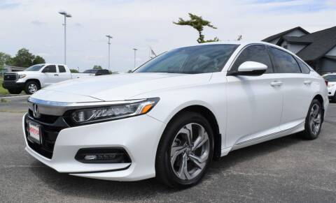 2018 Honda Accord for sale at Heritage Automotive Sales in Columbus in Columbus IN