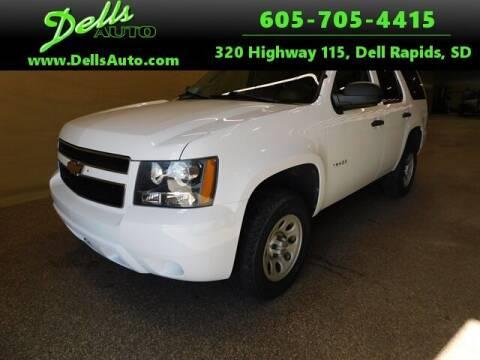 2013 Chevrolet Tahoe for sale at Dells Auto in Dell Rapids SD